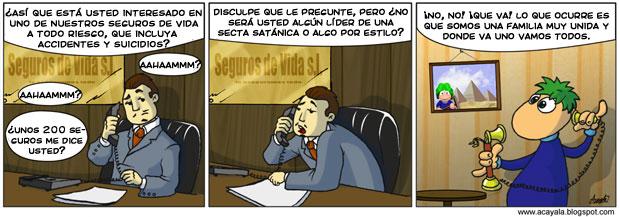 TIRA SEGUROS DE VIDA