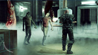 Hazard Vs Zombies