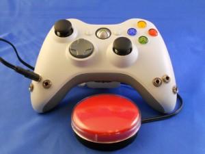 Control Pad adaptado Xbox 360