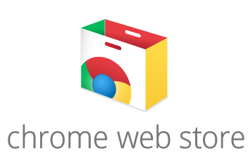 Logotipo de la Chrome web Store