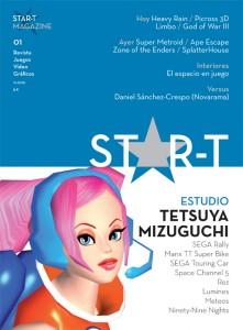 Portada de STAR-T Número 01