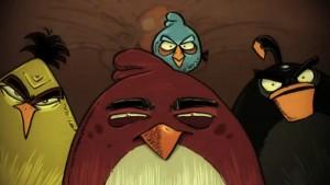 Los Angry Birds no opinan igual que su jefe