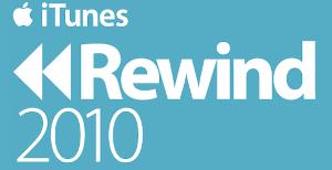 Logo de iTunes Rewind 2010