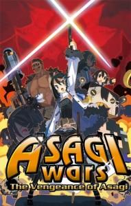"""""""Portada"""" de un posible Asagi Wars"""