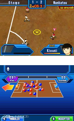 Segunda imagen Captain Tsubasa: New Kick Off