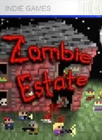 Portada de Zombie Estate (Xbox Live Indie Games)