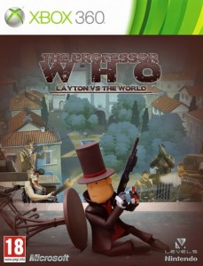 Professor Who - Layton vs The World (Xbox 360)