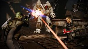 Captura de pantalla de Mass Effect 2