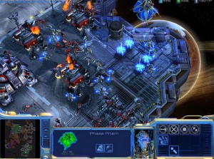 Captura de pantalla de Starcraft2