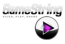 GameString - Logo