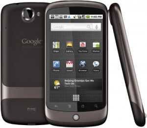 Nexus One - HTC Google