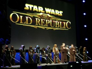 Star Wars (MMO): The Old Republic