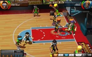Partido de Basket Dudes