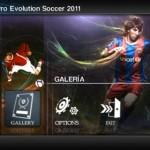 Captura de pantalla de Pes2011 - Android (2)