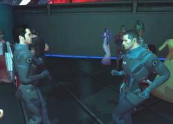 Mass Effect - Shepard Dance!