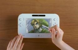 Dibujando sobre Wii U