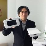 Iwata presentando Wii U