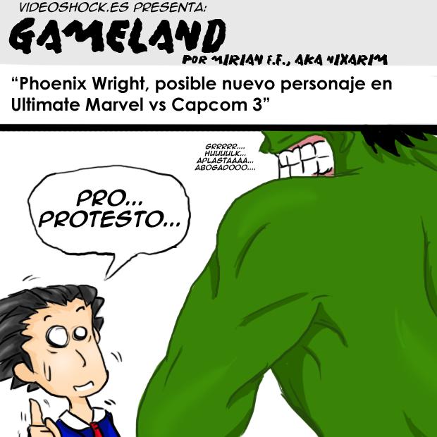 Gameland – 8 - Phoenix