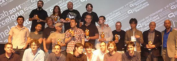 Premiados Gamelab 2011
