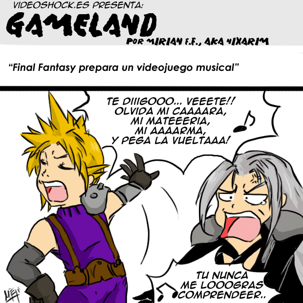 Gameland Musical
