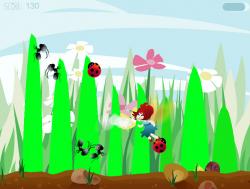 Captura de pantalla de Lawn Fairy