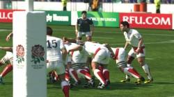 Captura de pantalla de Rugby World Cup 2011