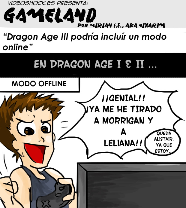 Gameland – 12 - Dragon Age 3