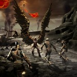 God of War III, captura de pantalla