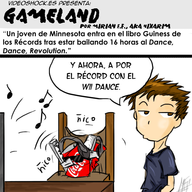 Gameland - Cocacola