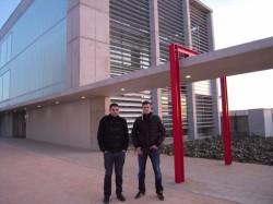 Plunge Interactive Edificio TiC, Lleida