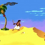 Aladdin Megadrive (4)