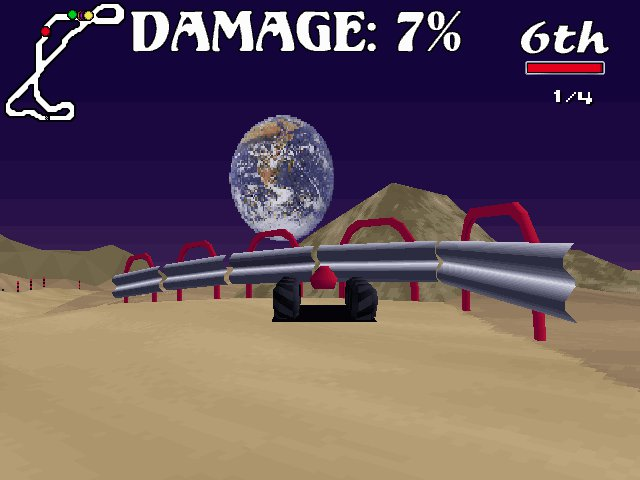 Big red racing cr ticas videoshock for Big red racing