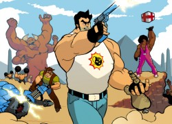 Serious Sam the Random encounter