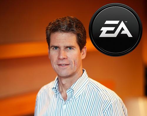 Blake Jorgensen, vicepresidente de EA
