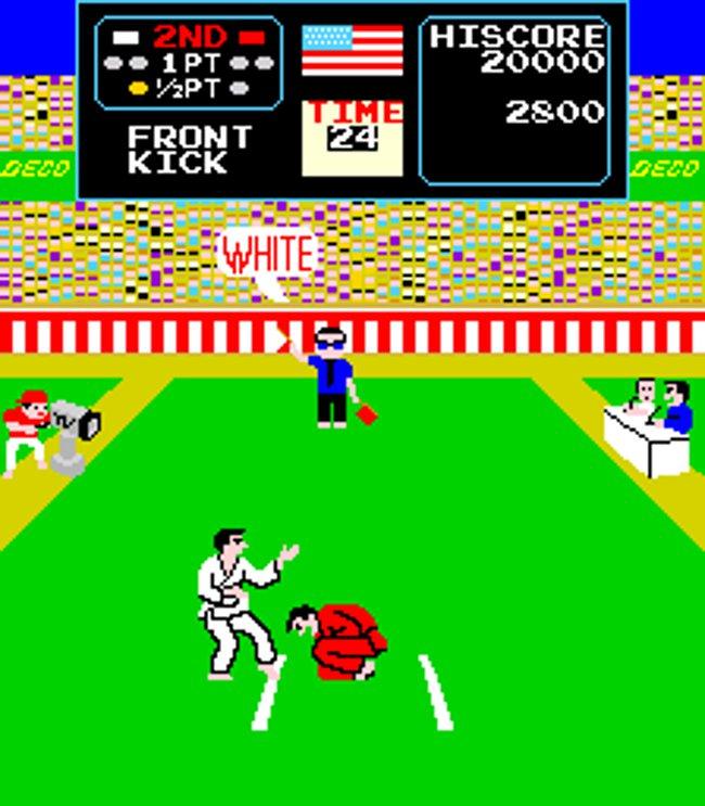 Karate Champ Criticas Videoshock