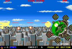 Superman Arcade Screenshot 1