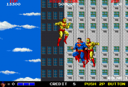 Superman Arcade Screenshot 2