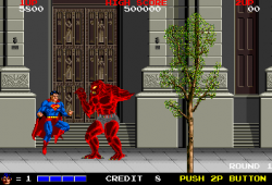 Superman Arcade Screenshot 3
