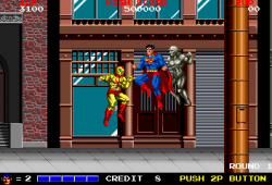 Superman Arcade Screenshot 4