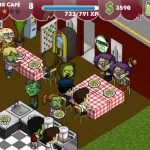 Captura de pantalla de Zombie Café -2