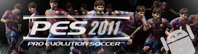 PES 2011 Android