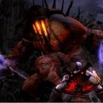 God of War III, captura de pantalla