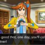 Phoenix Wright: ace attorney - Dual Destinies - Screenshot 01